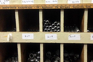 Gavanized Steel Plumbing Pipe & Fittings